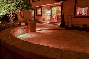 Landscape lighting Design Services